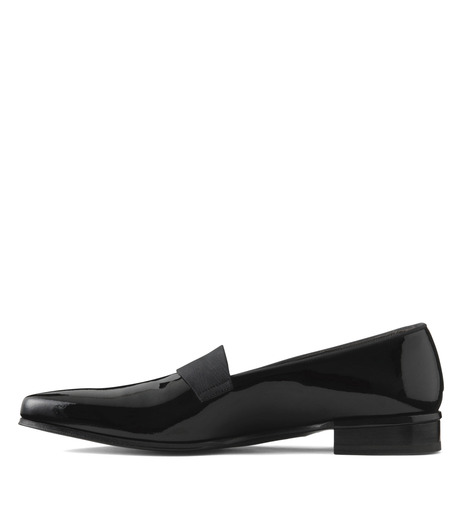 Max Verre(マックス ヴェッレ)のPatent Slip on-BLACK(シューズ/shoes)-MV910-CHESTE-13 詳細画像2