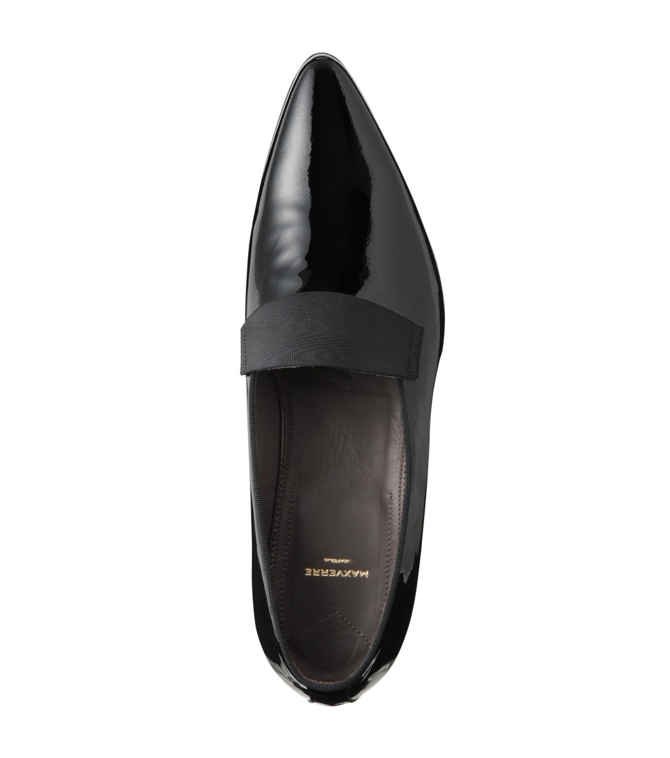 Max Verre(マックス ヴェッレ)のPatent Slip on-BLACK(シューズ/shoes)-MV910-CHESTE-13 拡大詳細画像5