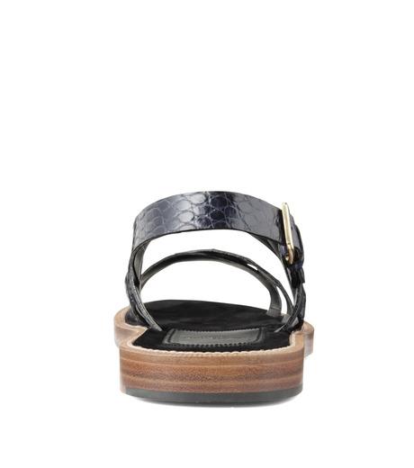 Max Verre(マックス ヴェッレ)のCross Strap Sandal-BLUE(シューズ/shoes)-MV918-POSITA-92 詳細画像3