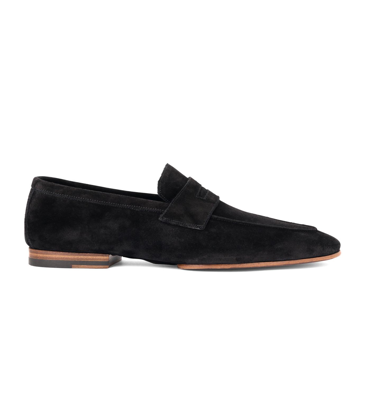 Max Verre(マックス ヴェッレ)のLoafer-BLACK(シューズ/shoes)-MV962-13 拡大詳細画像1