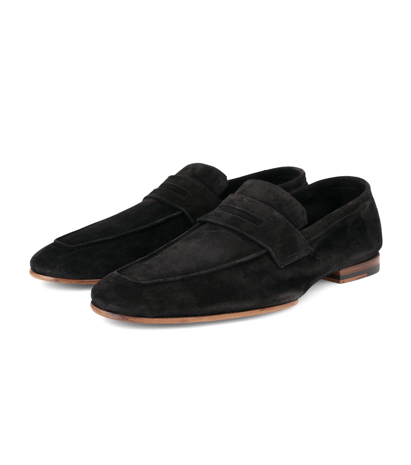 Max Verre(マックス ヴェッレ)のLoafer-BLACK(シューズ/shoes)-MV962-13 拡大詳細画像3