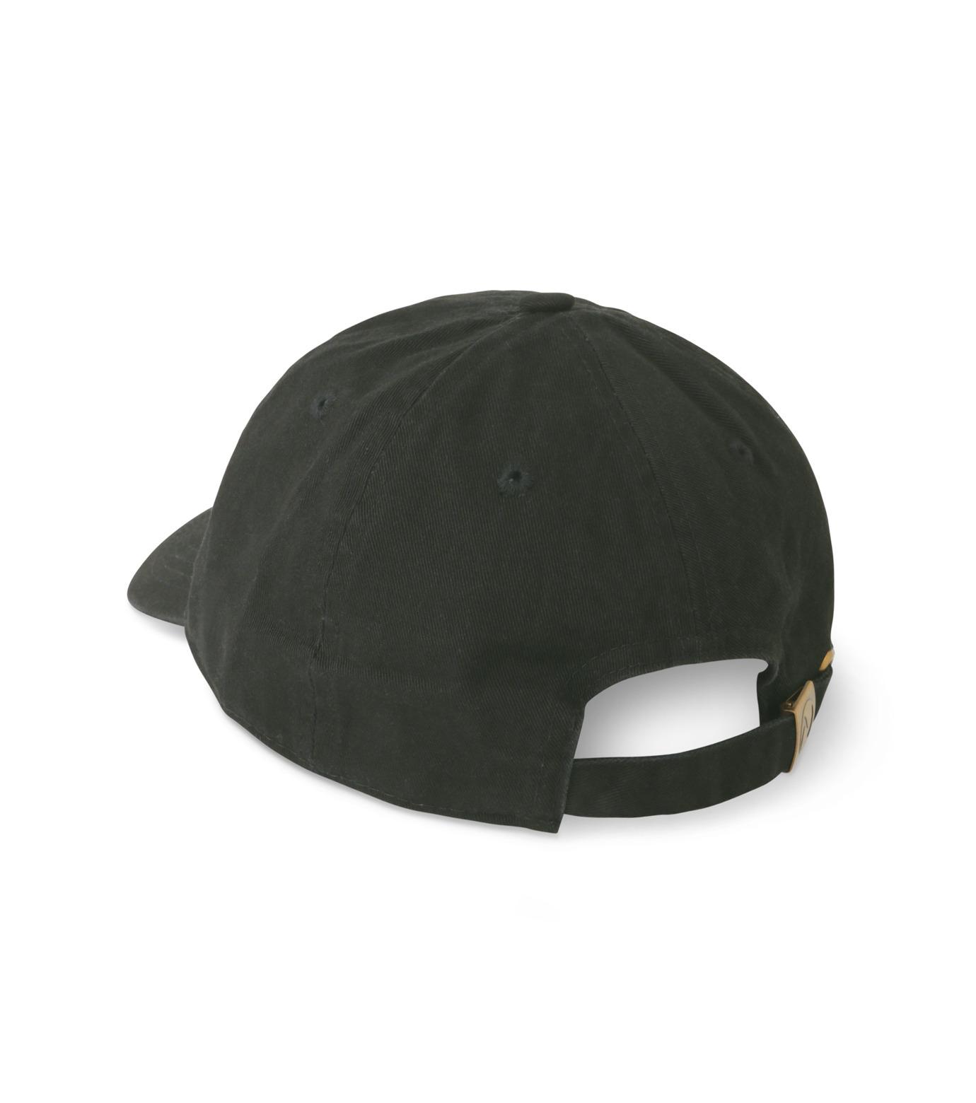 MYne(マイン)のTriangle Cap-BLACK(キャップ/cap)-MYA8-0006-13 拡大詳細画像2