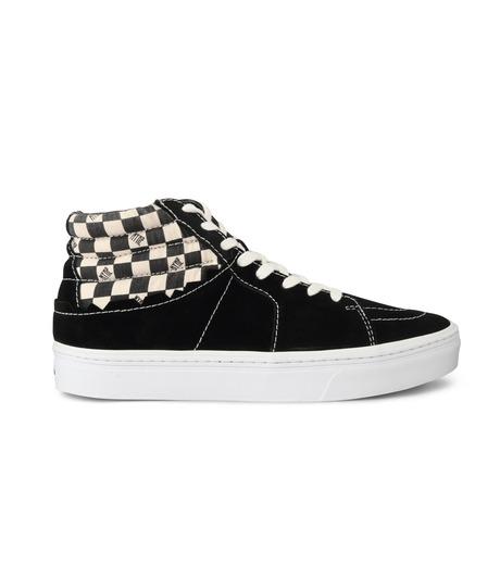MYne(マイン)のHybrid Hicut Sneaker-BLACK(スニーカー/sneaker)-MYS8-0004-13 詳細画像1