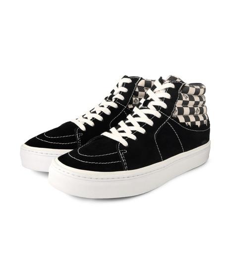 MYne(マイン)のHybrid Hicut Sneaker-BLACK(スニーカー/sneaker)-MYS8-0004-13 詳細画像3