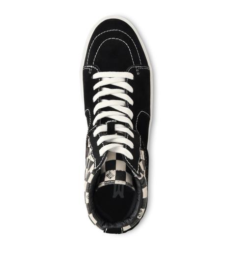 MYne(マイン)のHybrid Hicut Sneaker-BLACK(スニーカー/sneaker)-MYS8-0004-13 詳細画像4