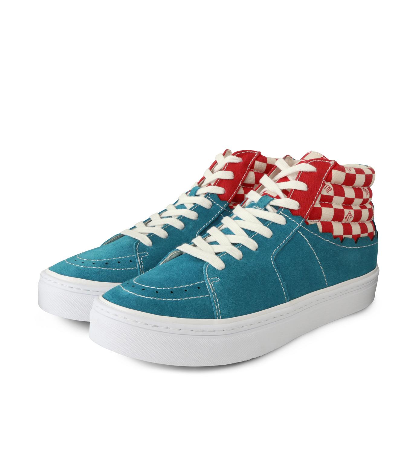 MYne(マイン)のHybrid Hicut Sneaker-BLUE(スニーカー/sneaker)-MYS8-0004-92 拡大詳細画像3