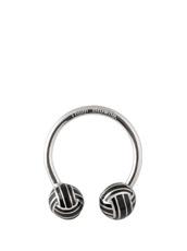 Thom Browne Knot Key Ring