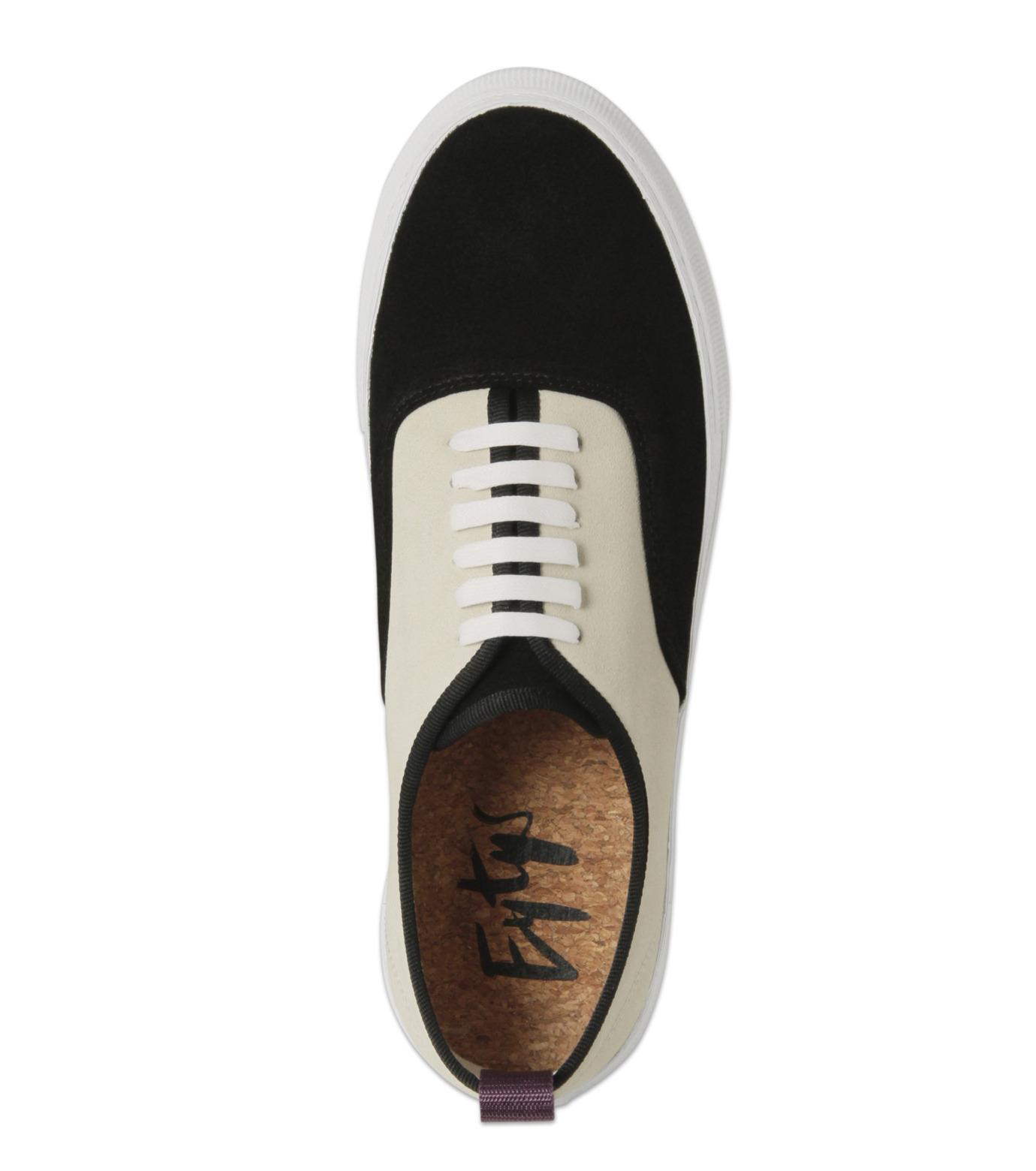Eytys(エイティーズ)のMother Suede-BLACK(スニーカー/sneaker)-MotherSuede-13 拡大詳細画像4
