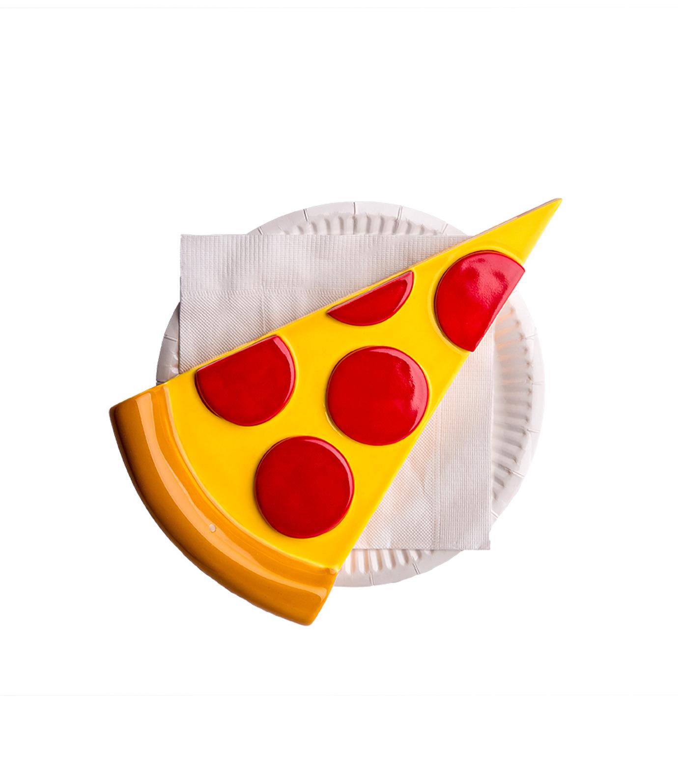 NONCENSE(ノンセンス)のNoncesne Pizza ceramic incense burner-MULTI COLOUR(インテリア/interior)-N2-9 拡大詳細画像2