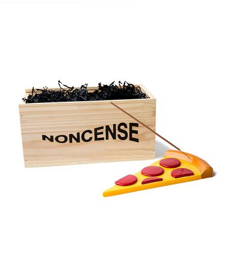 NONCENSE(ノンセンス)のNoncesne Pizza ceramic incense burner-MULTI COLOUR(インテリア/interior)-N2-9 詳細画像3