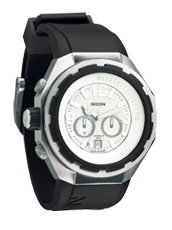 Nixon Steelcat white
