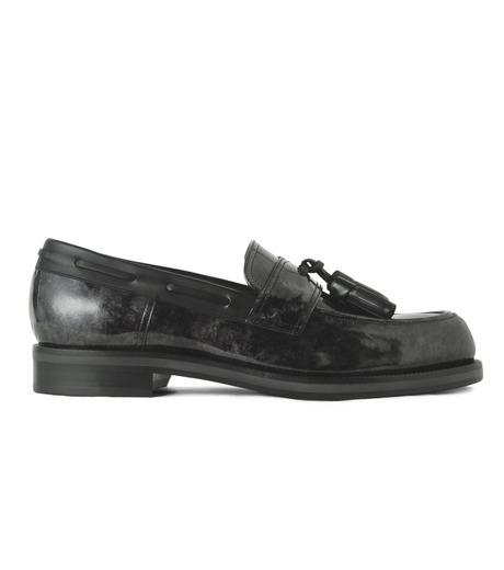 Jimmy Choo(ジミーチュウ)のMarble Patent-BLACK(シューズ/shoes)-NATHAN-MBP-13 詳細画像1