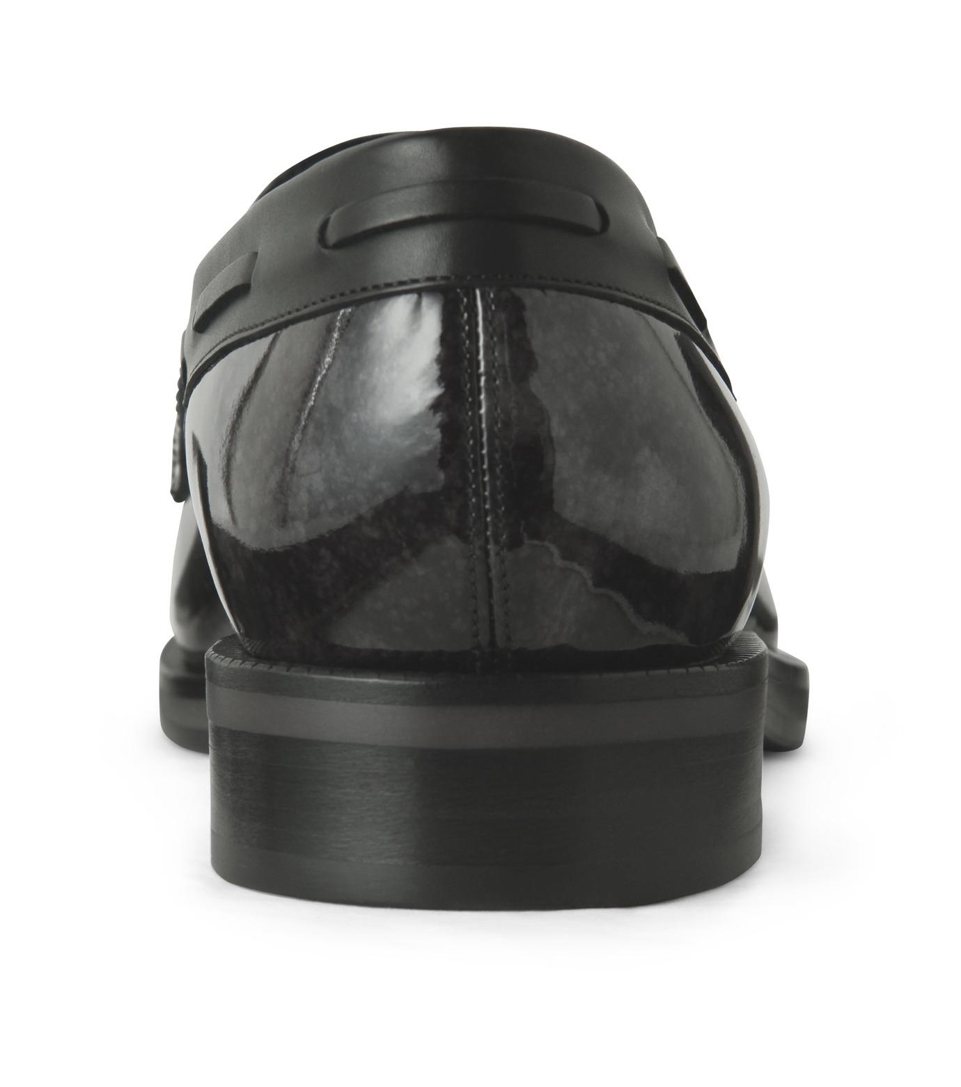 Jimmy Choo(ジミーチュウ)のMarble Patent-BLACK(シューズ/shoes)-NATHAN-MBP-13 拡大詳細画像2