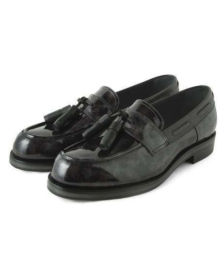 Jimmy Choo(ジミーチュウ)のMarble Patent-BLACK(シューズ/shoes)-NATHAN-MBP-13 詳細画像3