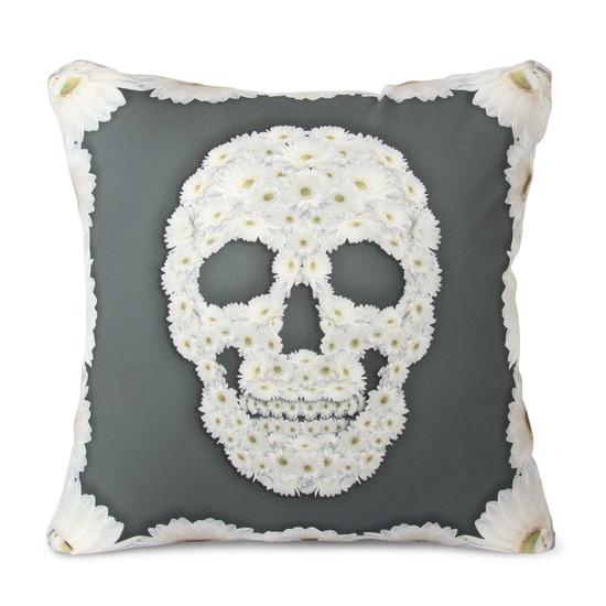 NIL()のGerbera Skull-WHITE(インテリア/interior)-NCS45-GBLSKL-4 詳細画像1