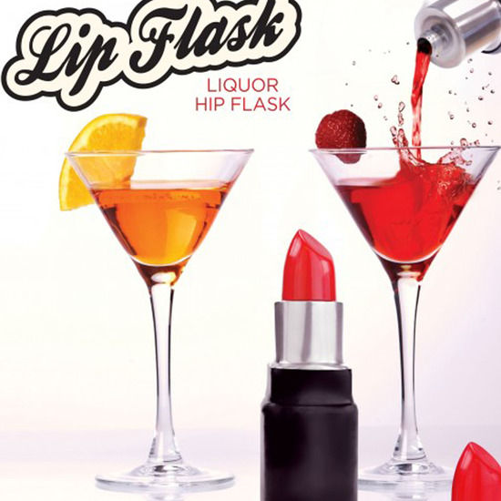 Mustard(マスタード)のLipstick Shaped hip flask-BLACK(OTHER-GOODS/OTHER-GOODS)-NG5028-13 詳細画像2