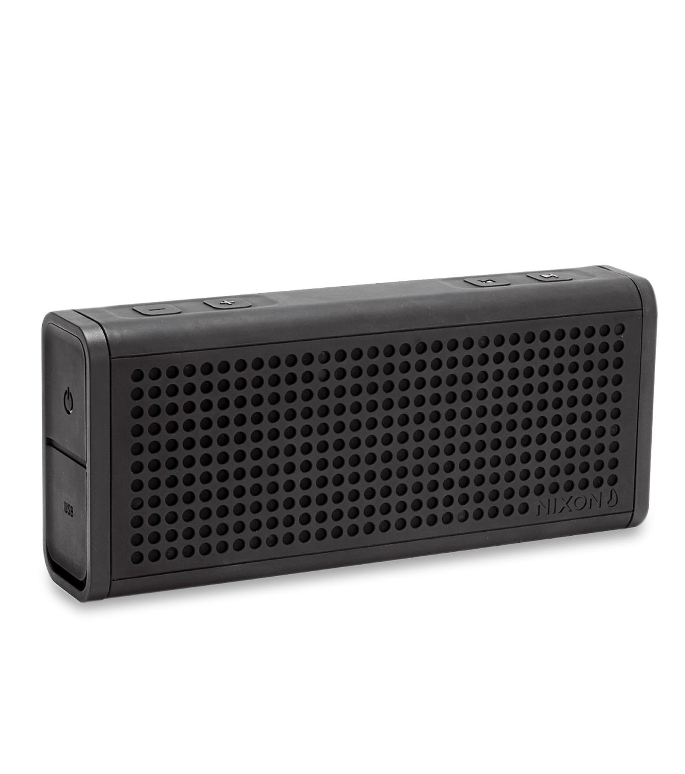 Nixon(ニクソン)のBLASTER-BLACK(スピーカー/speaker)-NH028001-00 拡大詳細画像1