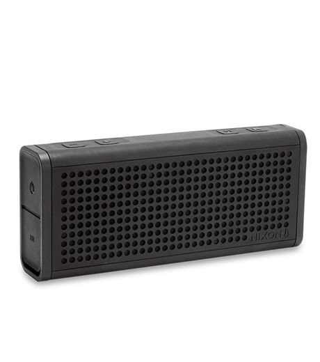 Nixon(ニクソン)のBLASTER-BLACK(スピーカー/speaker)-NH028001-00 詳細画像1