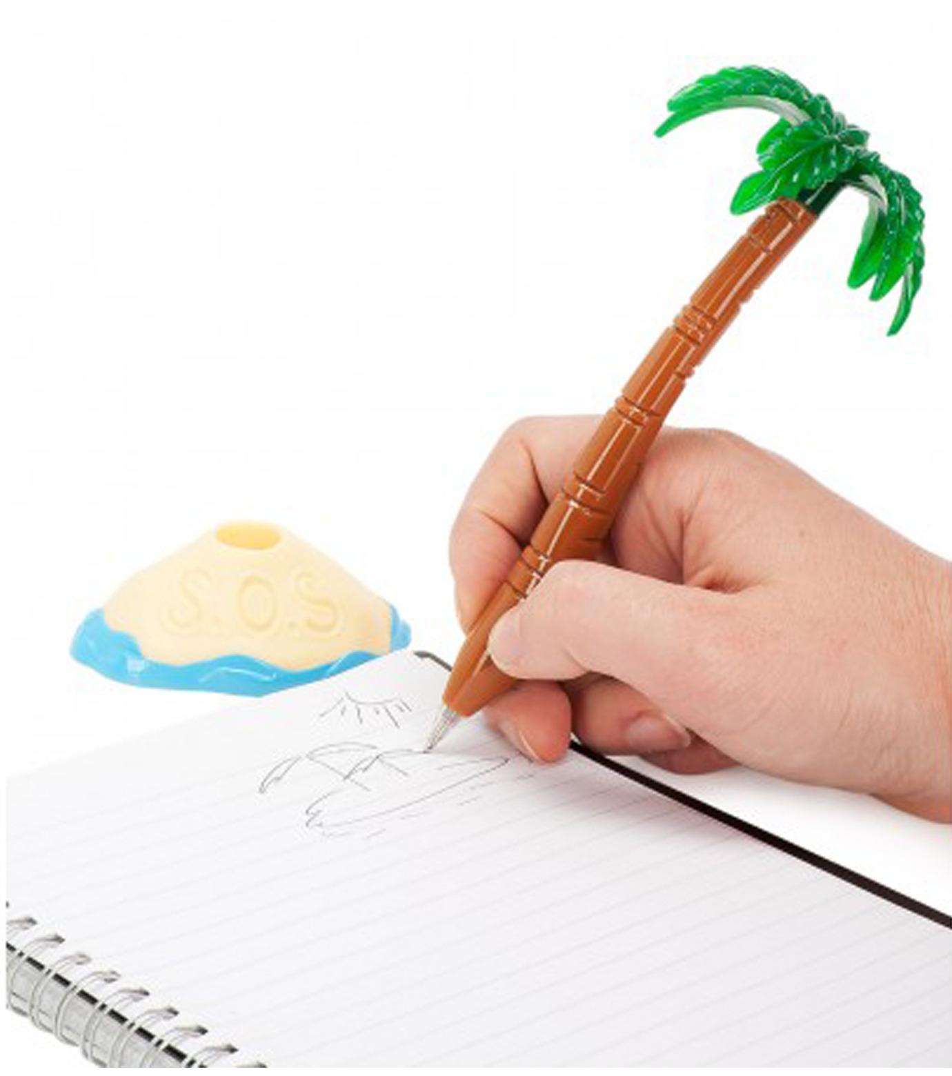 npw()のDesktop Dream/ Palm Tree Pen-MULTI COLOUR(アザーズ/others)-NP21769-9 拡大詳細画像1