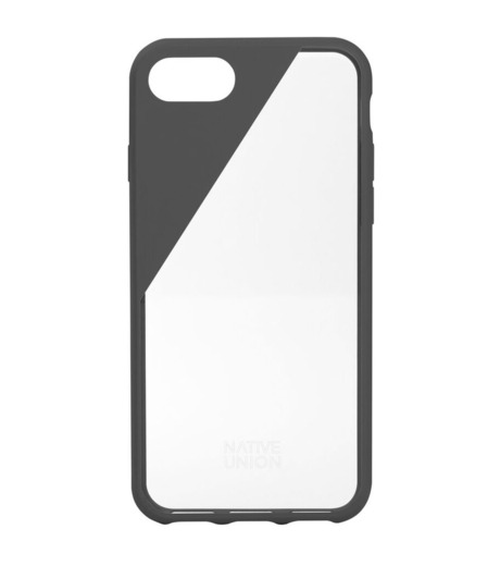 Native Union(ネイティブ ユニオン)のCLIC Crystal for 7-BLACK(ケースiphone7/7plus/case iphone7/7plus)-NU-CCR-7-01-13 詳細画像1