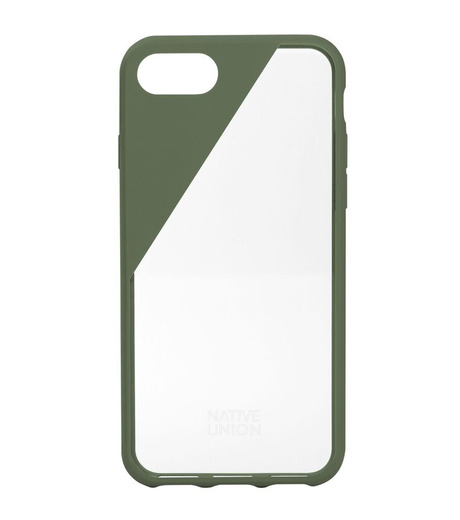 Native Union(ネイティブ ユニオン)のCLIC Crystal for 7-GREEN(ケースiphone7/7plus/case iphone7/7plus)-NU-CCR-7-01-22 詳細画像1