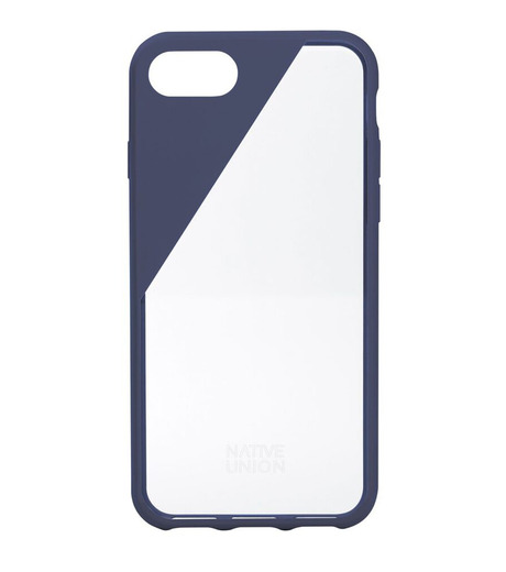 Native Union(ネイティブ ユニオン)のCLIC Crystal for 7-BLUE(ケースiphone7/7plus/case iphone7/7plus)-NU-CCR-7-01-92 詳細画像1