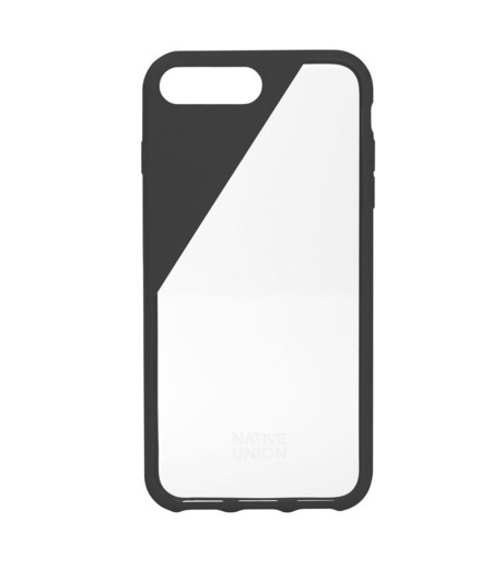 Native Union(ネイティブ ユニオン)のCLIC Crystal for 7plus-BLACK(ケースiphone7/7plus/case iphone7/7plus)-NU-CCR-7P-01-13 詳細画像1