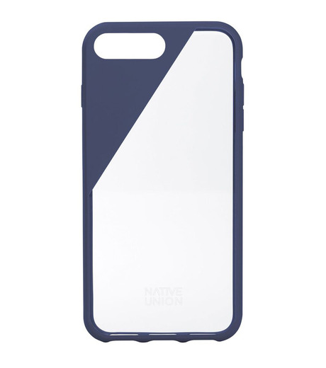 Native Union(ネイティブ ユニオン)のCLIC Crystal for 7plus-BLUE(ケースiphone7/7plus/case iphone7/7plus)-NU-CCR-7P-01-92 詳細画像1
