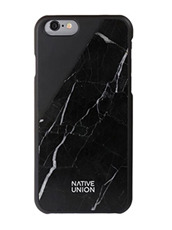 Native Union(ネイティブ ユニオン) C.MARBLE-iPHONE6/6S CASE-BLACK-ST