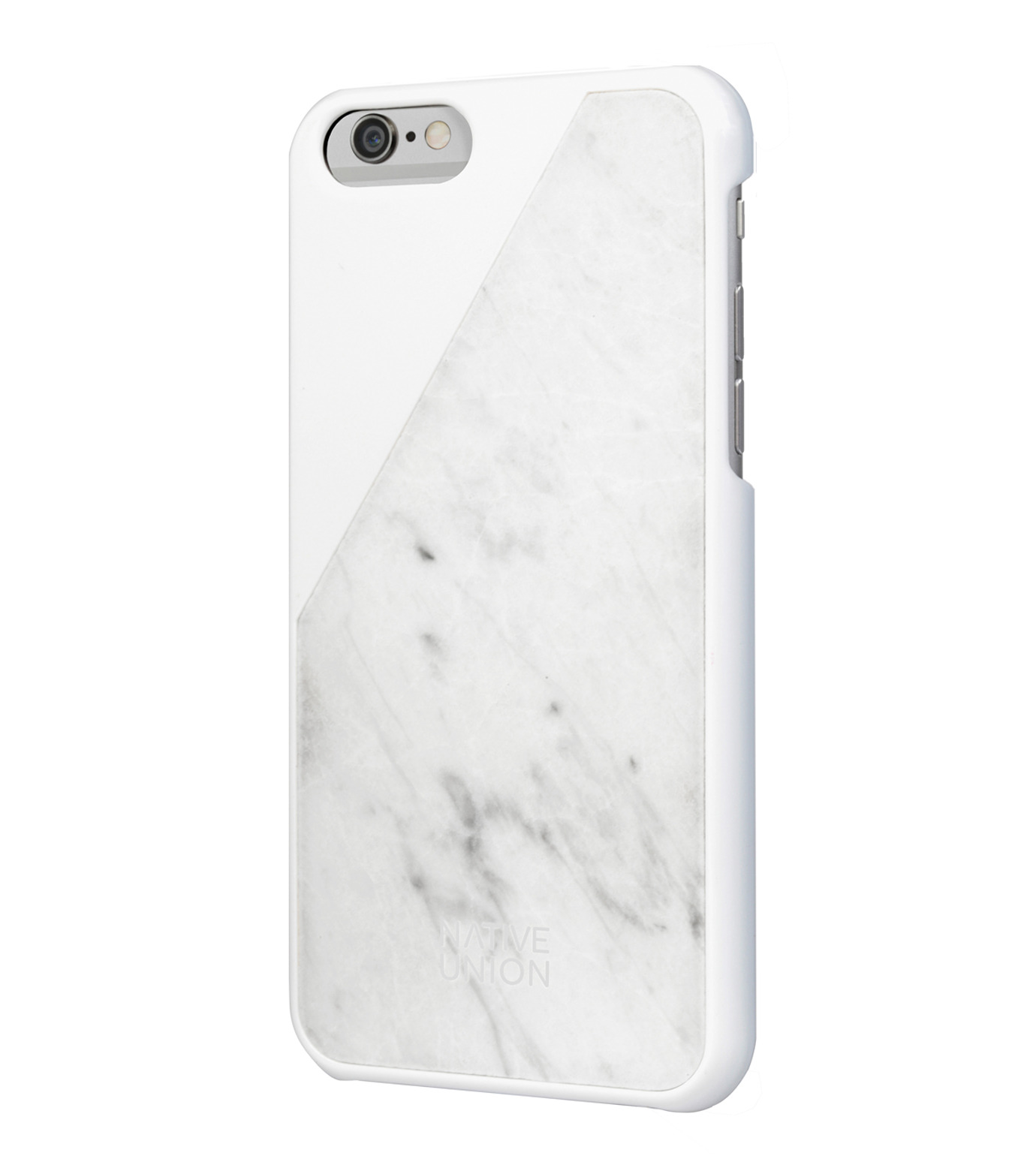 Native Union(ネイティブ ユニオン)のC.MARBLE-iPHONE6/6S CASE-WHITE-HG-WHITE(ケースiphone6/6s/case iphone6/6s)-NU-CM-IP6-02-4 拡大詳細画像2