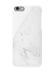 Native Union(ネイティブ ユニオン) C.MARBLE-iPHONE6/6S CASE-WHITE-HG