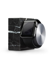 Native Union DOCK-APPLEWATCHMARBLE-BLACK