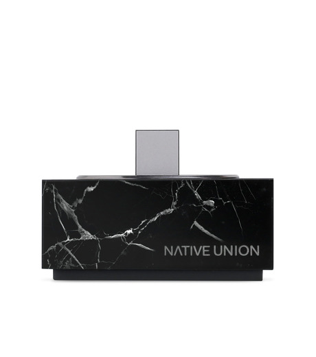 Native Union(ネイティブ ユニオン)のDOCK FOR IPHONE MARBLE-BLACK(ガジェット/gadgets)-NU-DOCK-IP01-13 詳細画像2