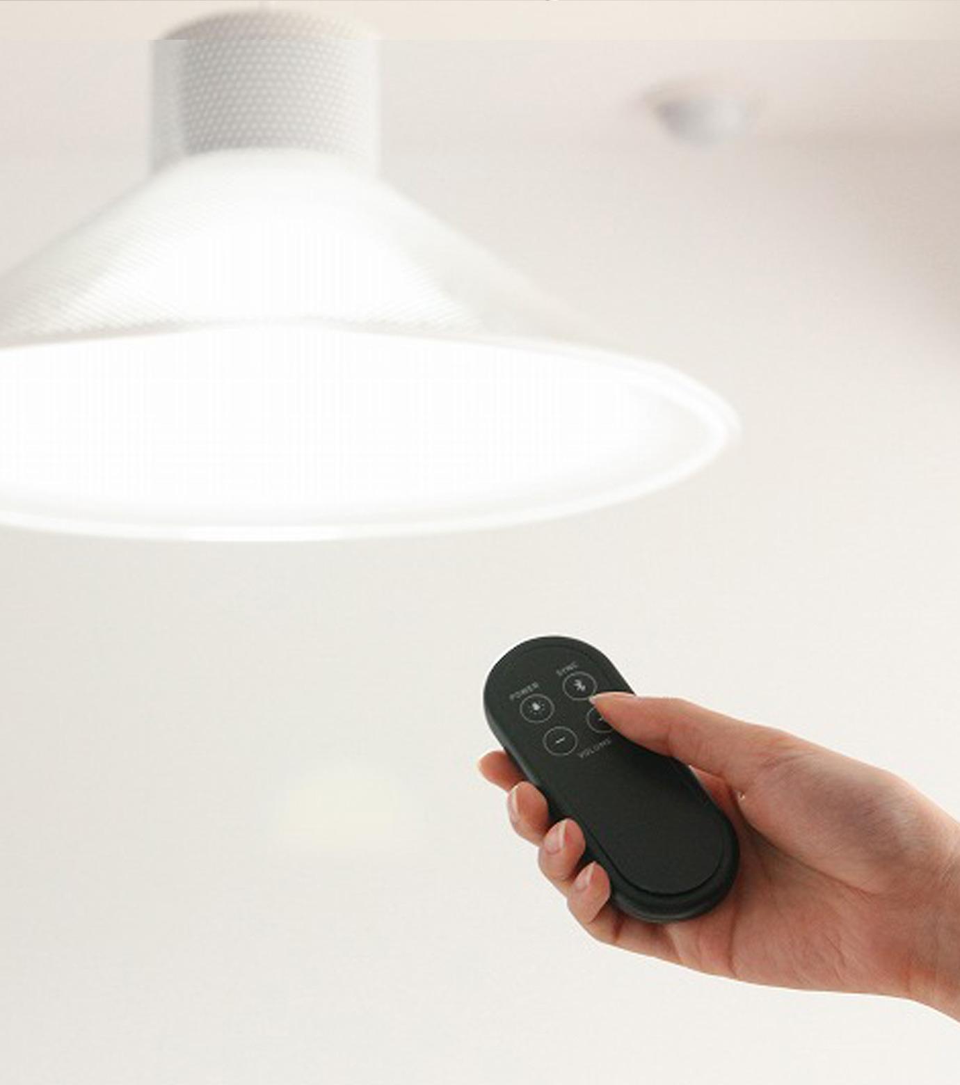 ROOS(ルース)のBluetooth SPEAKER LIGHT-WHITE(ライト/light)-O01851-4 拡大詳細画像4