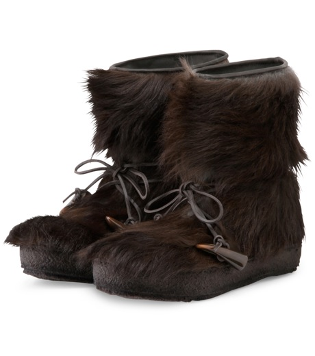 Moncler Gamme Bleu(モンクレールガムブルー)のBoots-BROWN-O0446-30-42 詳細画像4