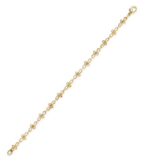 I AM by Ileana Makri(アイ アム バイ イリーナ マクリ)のTrianon Bracelet-GOLD(ブレスレット/bracelet)-O251-61-099-2 詳細画像2