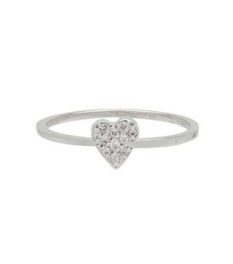 Ileana Makri(イリーナ マクリ)のLove Ring White Gold-Diamond-SILVER(リング/ring)-O272-01-001-1 詳細画像1