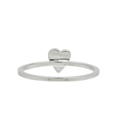 Ileana Makri(イリーナ マクリ)のLove Ring White Gold-Diamond-SILVER(リング/ring)-O272-01-001-1 詳細画像3