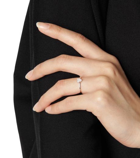 Ileana Makri(イリーナ マクリ)のLove Ring White Gold-Diamond-SILVER(リング/ring)-O272-01-001-1 詳細画像4