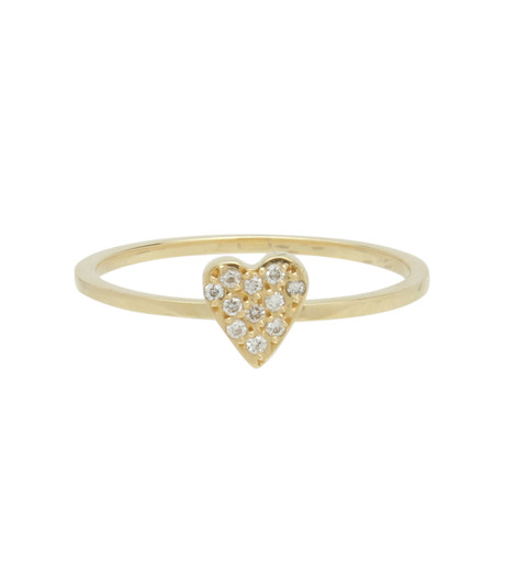 Ileana Makri(イリーナ マクリ)のLove Ring Yellow Gold-Diamond-GOLD(リング/ring)-O272-02-001-2 詳細画像1