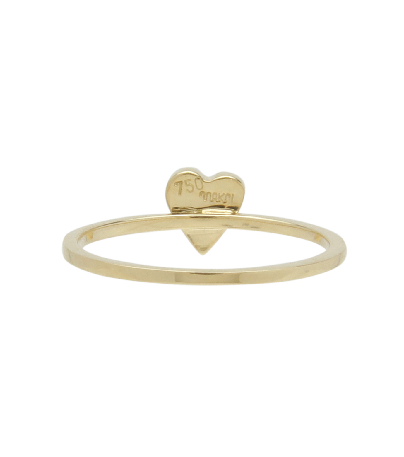 Ileana Makri(イリーナ マクリ)のLove Ring Yellow Gold-Diamond-GOLD(リング/ring)-O272-02-001-2 拡大詳細画像3
