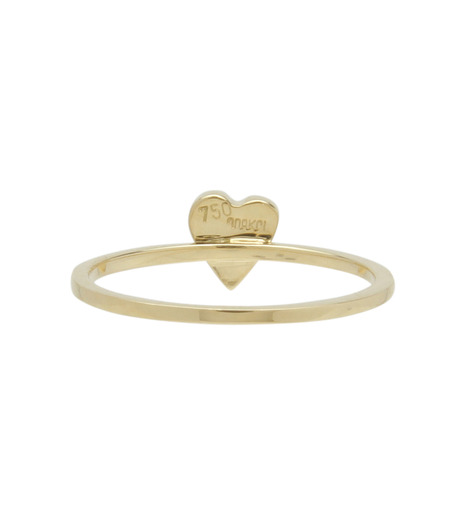 Ileana Makri(イリーナ マクリ)のLove Ring Yellow Gold-Diamond-GOLD(リング/ring)-O272-02-001-2 詳細画像3