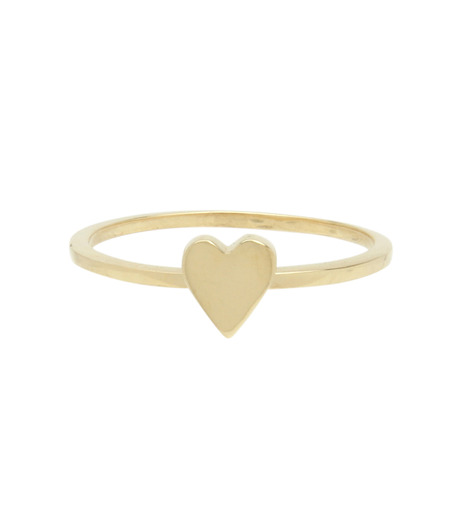 Ileana Makri(イリーナ マクリ)のLove Ring Yellow Gold-YELLOW(リング/ring)-O272-02-099-32 詳細画像1