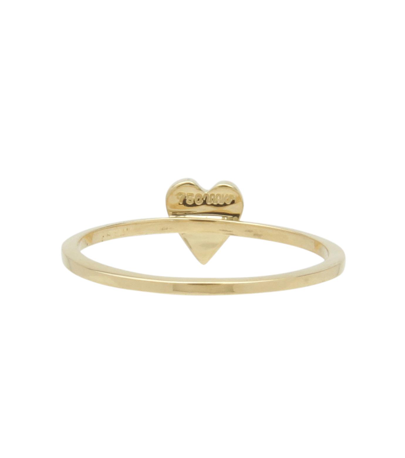 Ileana Makri(イリーナ マクリ)のLove Ring Yellow Gold-YELLOW(リング/ring)-O272-02-099-32 拡大詳細画像3