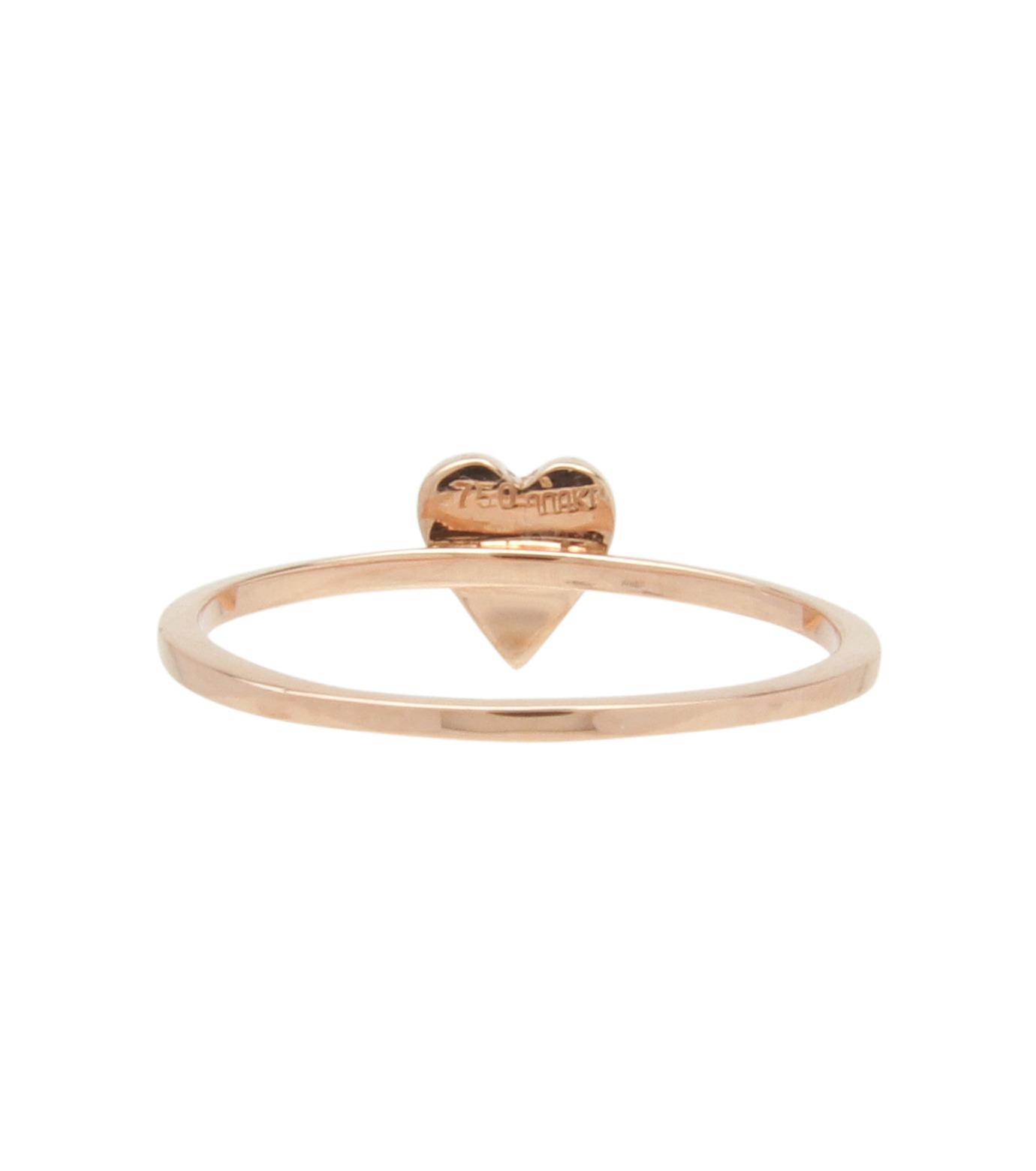 Ileana Makri(イリーナ マクリ)のLove Ring Pink Gold-Ruby-ROSE(リング/ring)-O272-39-006-75 拡大詳細画像3