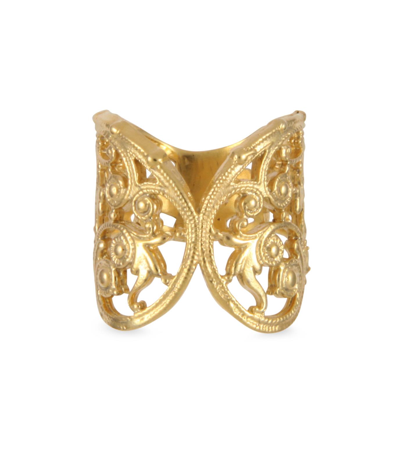 I AM by Ileana Makri(アイ アム バイ イリーナ マクリ)のVersailles Ring-GOLD(リング/ring)-O293-42-099-2 拡大詳細画像1