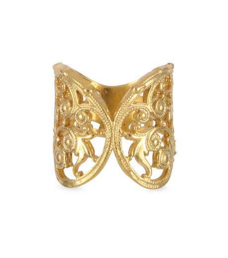 I AM by Ileana Makri(アイ アム バイ イリーナ マクリ)のVersailles Ring-GOLD(リング/ring)-O293-42-099-2 詳細画像1