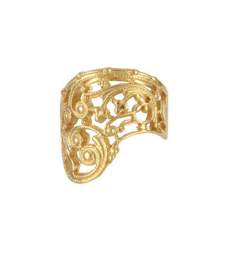 I AM by Ileana Makri(アイ アム バイ イリーナ マクリ)のVersailles Ring-GOLD(リング/ring)-O293-42-099-2 詳細画像2