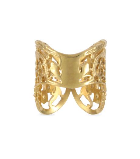 I AM by Ileana Makri(アイ アム バイ イリーナ マクリ)のVersailles Ring-GOLD(リング/ring)-O293-42-099-2 詳細画像3