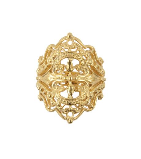 I AM by Ileana Makri(アイ アム バイ イリーナ マクリ)のChantilly Ring-GOLD(リング/ring)-O307-42-099-2 詳細画像1